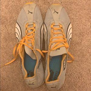 Lightweight Puma running shoes